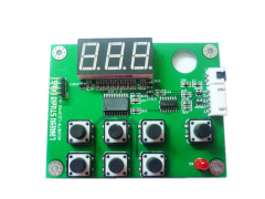 LIHUIYU Control Panel Board 6C6879-LEDPAD-A for M2 Nano Mainboard CO2 Laser Machine