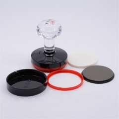 Wholesale Round YH Crystal Stamp Holder Shell and Pad for Making Photosensitive Flash Stamp