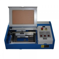 Mini Desktop 3020/2030 300x200mm 40W 50W CO2 Laser Engraving Cutting Machine