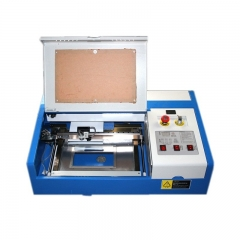 Mini Desktop 3020/2030 300x200mm Linear Guide Rail CO2 Laser Engraving Cutting Machine